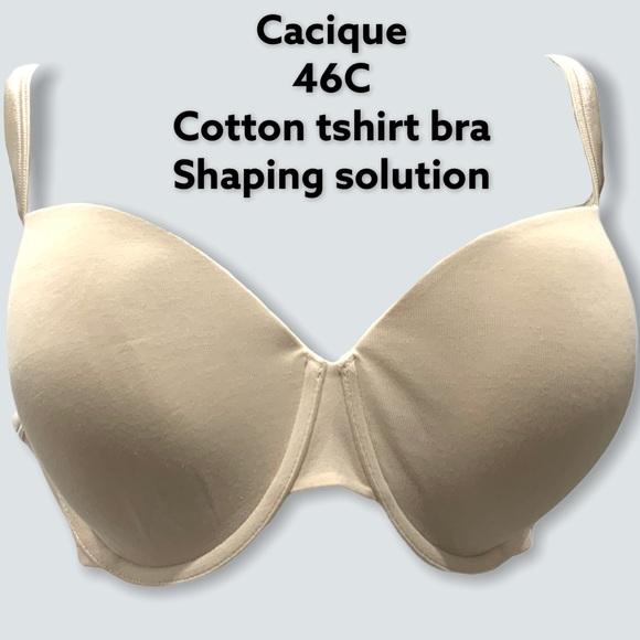 Cacique Intimates & Sleepwear | Cacique Lace Underwire Full Coverage Bra Size 42dd | Poshmark